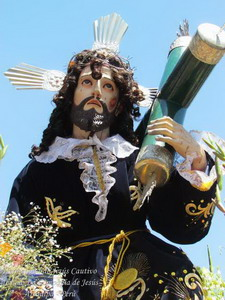 """I Domingo de Cuaresma - Jesús Nazareno - Templo """"San Antonio Abad"""" - Miraflores"""
