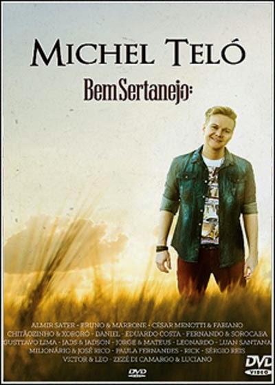 DVD Michel Teló Bem Sertanejo