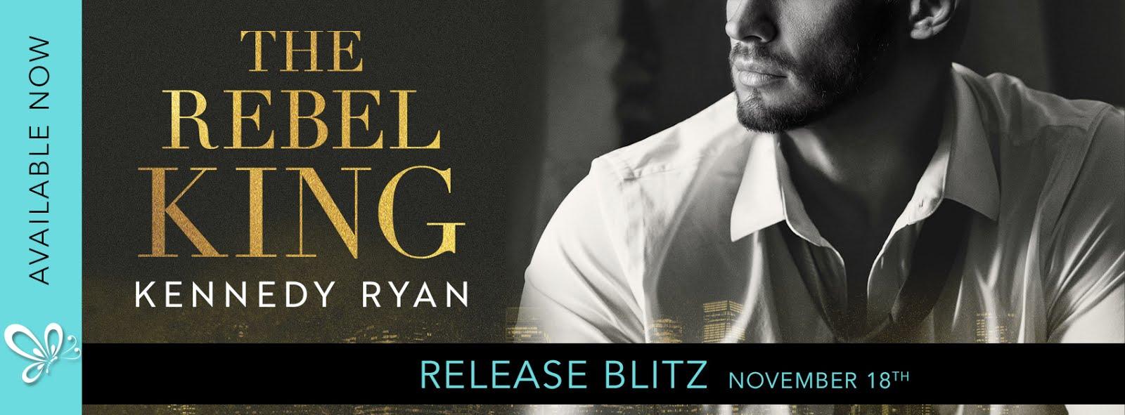 The Rebel King Release Blitz