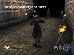Tenchu Stealth Assassins PS1 ISO For PC Full Version Free Download Game ZGASPC