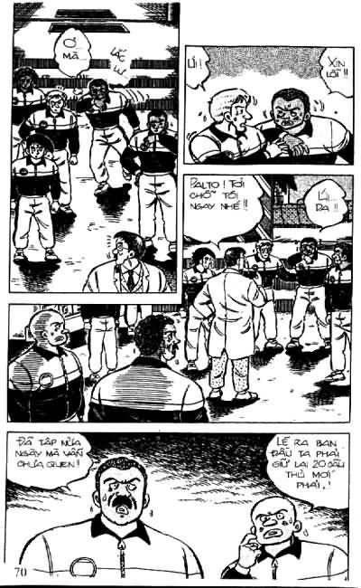 Jindodinho - Đường Dẫn Đến Khung Thành III Tập 26 page 70 Congtruyen24h