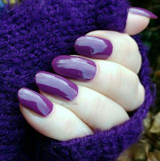 HJ Manicure Purple Paradise