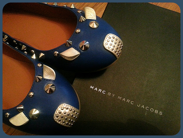 балетки Marc Jacobs