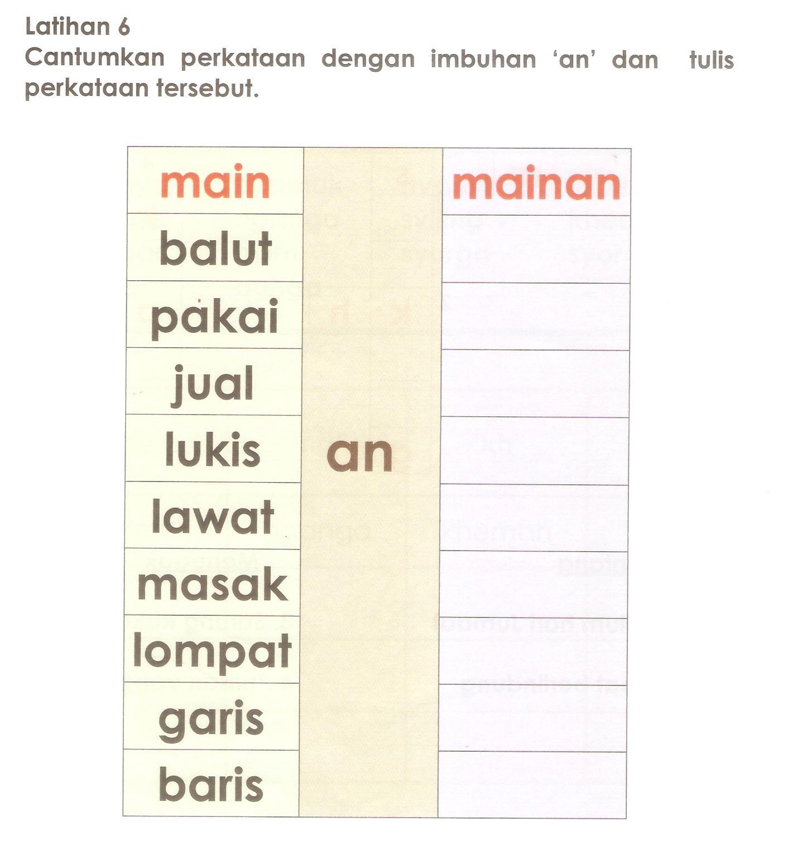 Bahasa Malaysia Tahun Satu MEMBINA DAN MENULIS PERKATAAN MENGANDUNGI DIGRAF,KONSONAN BERGABUNG ...