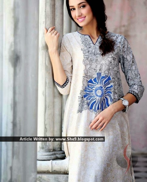 Nishat Linen Spring Summer Collection 2015
