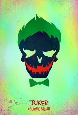 Suicide Squad Theatrical One Sheet Character Movie Poster Set - The Joker