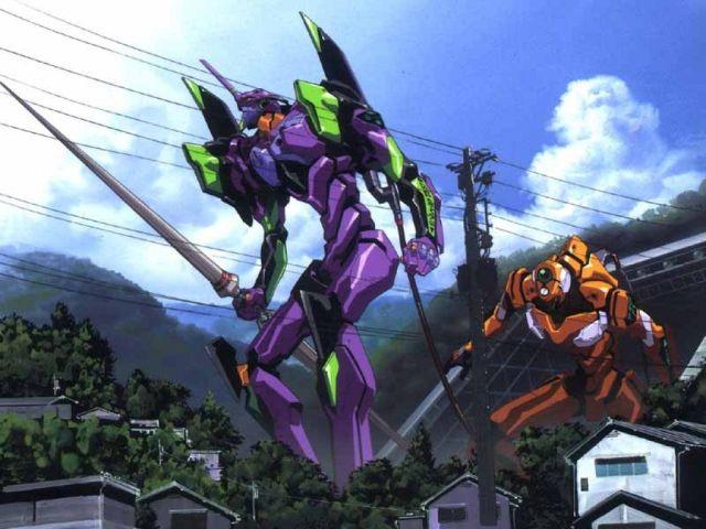 TalkList of Neon Genesis Evangelion characters  Wikipedia