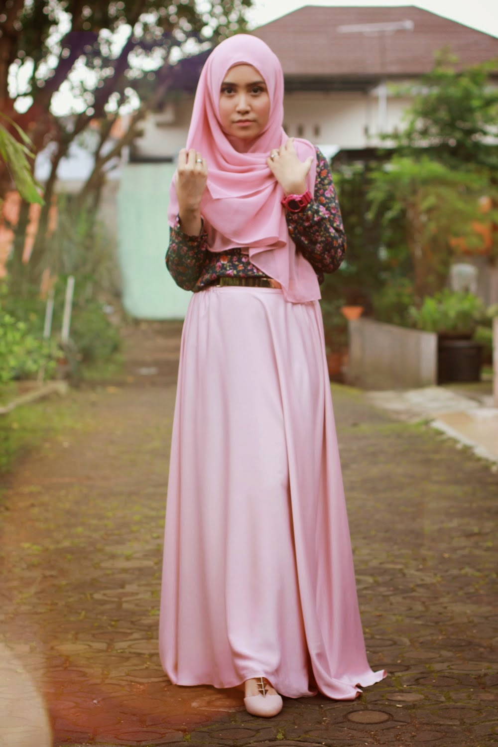 Fashionable Hijab The Most Famous Four Indonesian Hijab Blogger