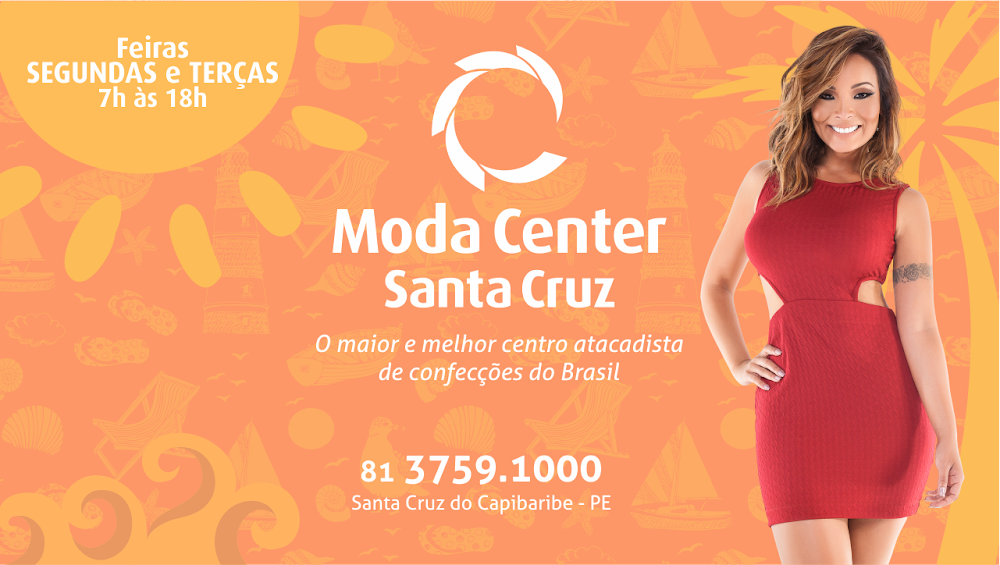 Blog do Moda Center