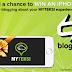Contest MyTeksi untuk Blogger - hadiah iPhone 5S