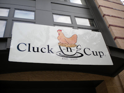 Cluck 'N Cup - South End