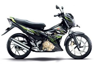 Suzuki-Satria-Fu-150cc-New