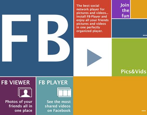 Visualiza mejor tus fotos de Facebook con FB Player