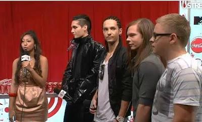 Tokio Hotel en los Premios MTV VMA Japón - 25.06.11 - Página 5 6