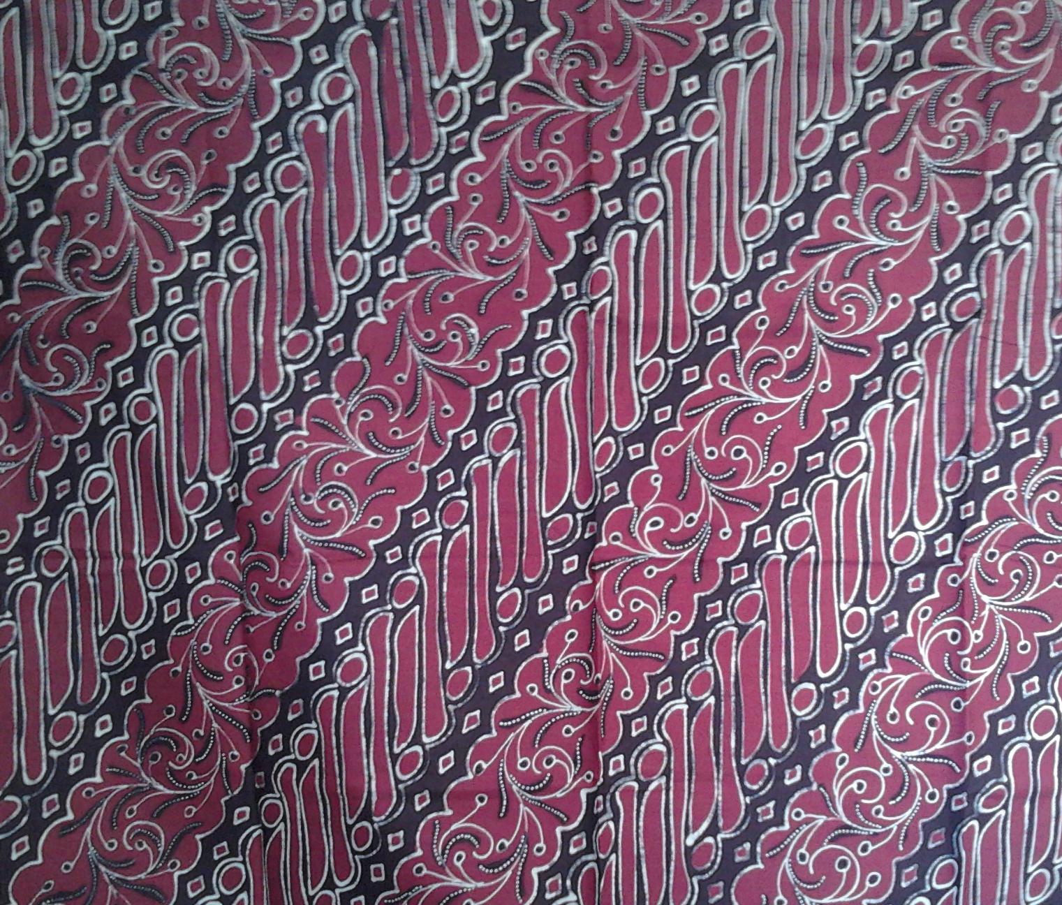 Batik Khas Lumajang: Berbagai motif dan warna Batik Khas Lumajang