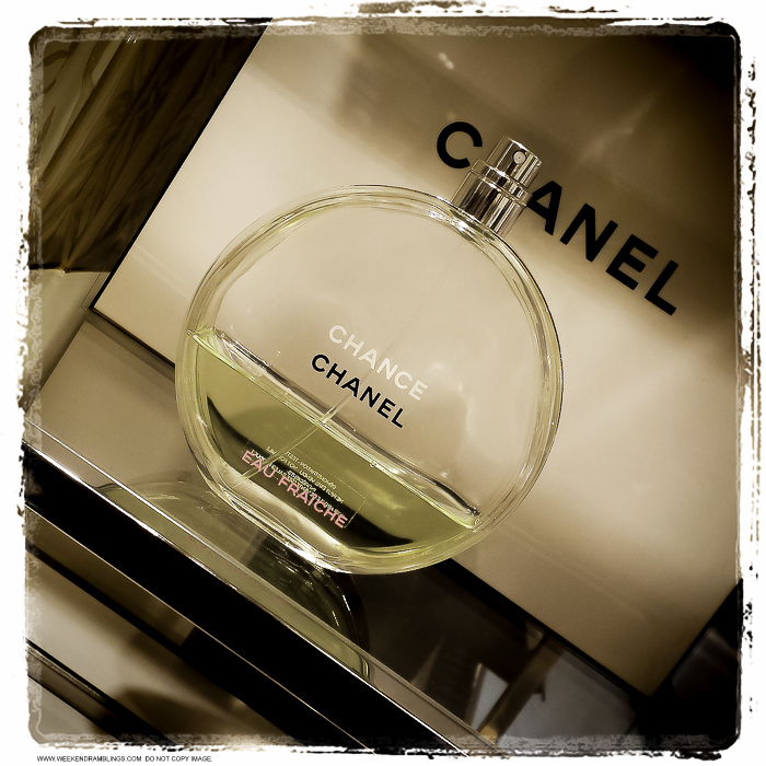 Spring-Summer Fragrance Picks: Chanel Chance Eau Fraiche Eau de Toilette Spray
