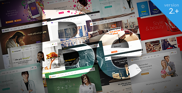 BeTheme v6.0 - Responsive Multi-Purpose WordPress Theme