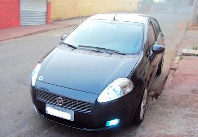 """Fiat Punto aro 18"""""""