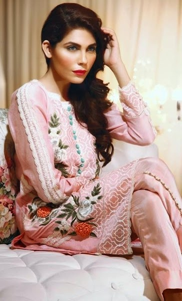 sana yasir suffused Winter Collection-14/15