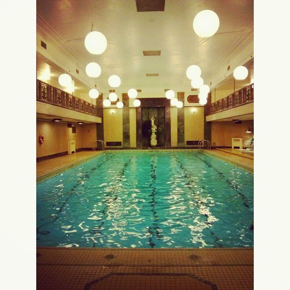 Fairmont Château Laurier Pool