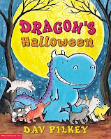 bookcover of DRAGON'S HALLOWEEN by Dav Pilkey