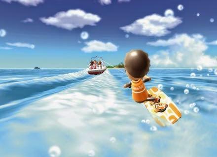 Su Sörfü Oyunu