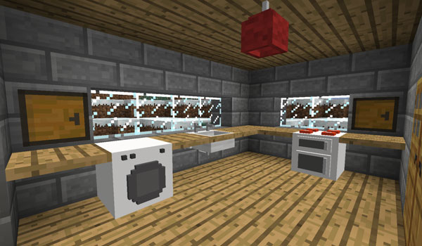 Decoraciones mod para minecraft pe - Decoraciones para minecraft sin mods ...