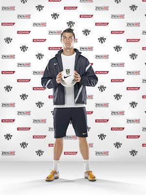 Christiano Ronaldo Pes 2012 03