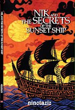 NIK & The Secrets of The Sunset Ship