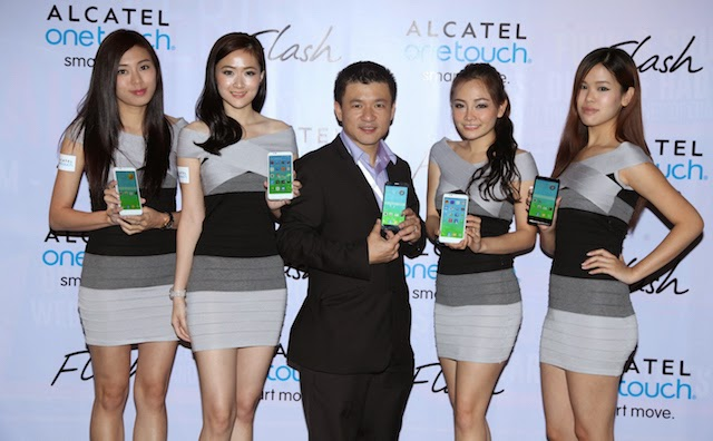 Alcatel ONETOUCH FLASH, Best Selfie Smartphone Launched In Malaysia