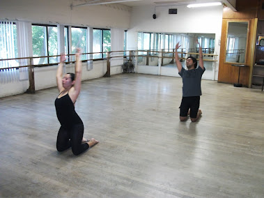 Master Dance Class, Los Angeles