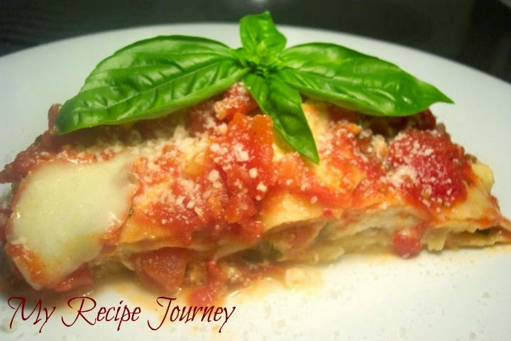 Stove Top Summer Lasagna