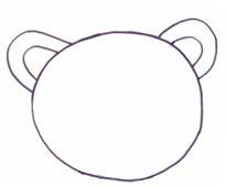 рисуем для детей поэтапно