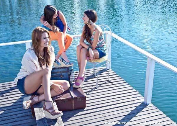 Zapatos mujer moda 2013. Anca & Co primavera verano 2013.