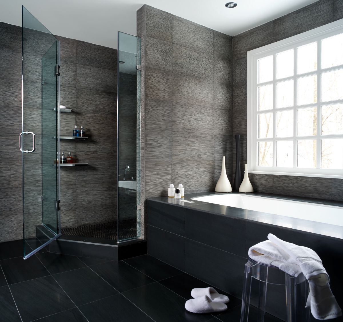 Beautiful Bathroom Designs With Modern Contemporary Layout