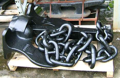 Marine Anchor Chain4