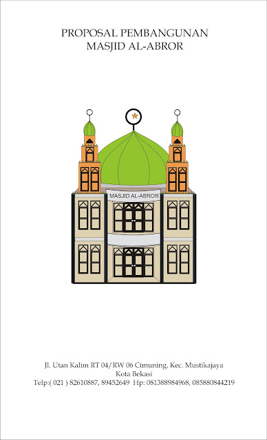 proposal pembangunan renovasi masjid 3 contoh proposal masjid al