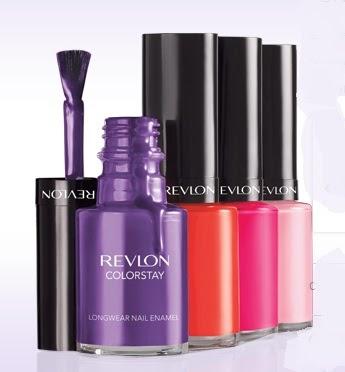 peace love and beauty bliss revlon colorstay nail enamel