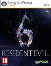 Resident Evil 6 PC Game Full Version