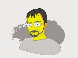 Me.....as a Simpson....