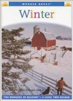 bookcover of WINTER  (Wonder Books: Level 2 Seasons)  by Cynthia Klingel