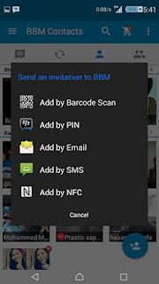 Download Blackberry Messenger v2.10.0.30 Apk For Android