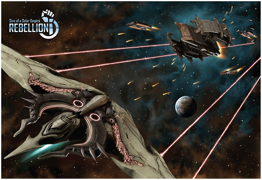 Sins of a Solar Empire Rebellion Download Poster