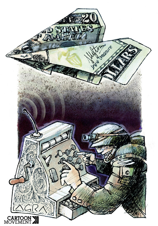 DRONE   -War is money-