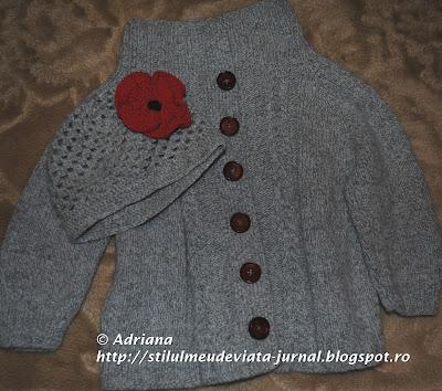 jerseu tricotat ranglan