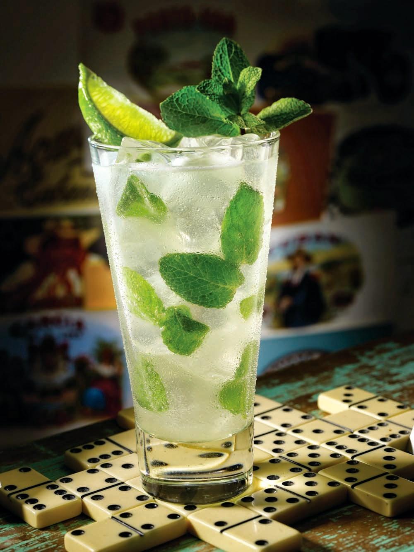 Как сделать домашний мохито безалкогольный