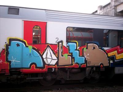 graffiti roler