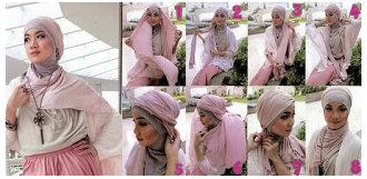 Tutorial Cara Memakai Hijab Modern Dan Modis Terbaru 2015 by Busana ...