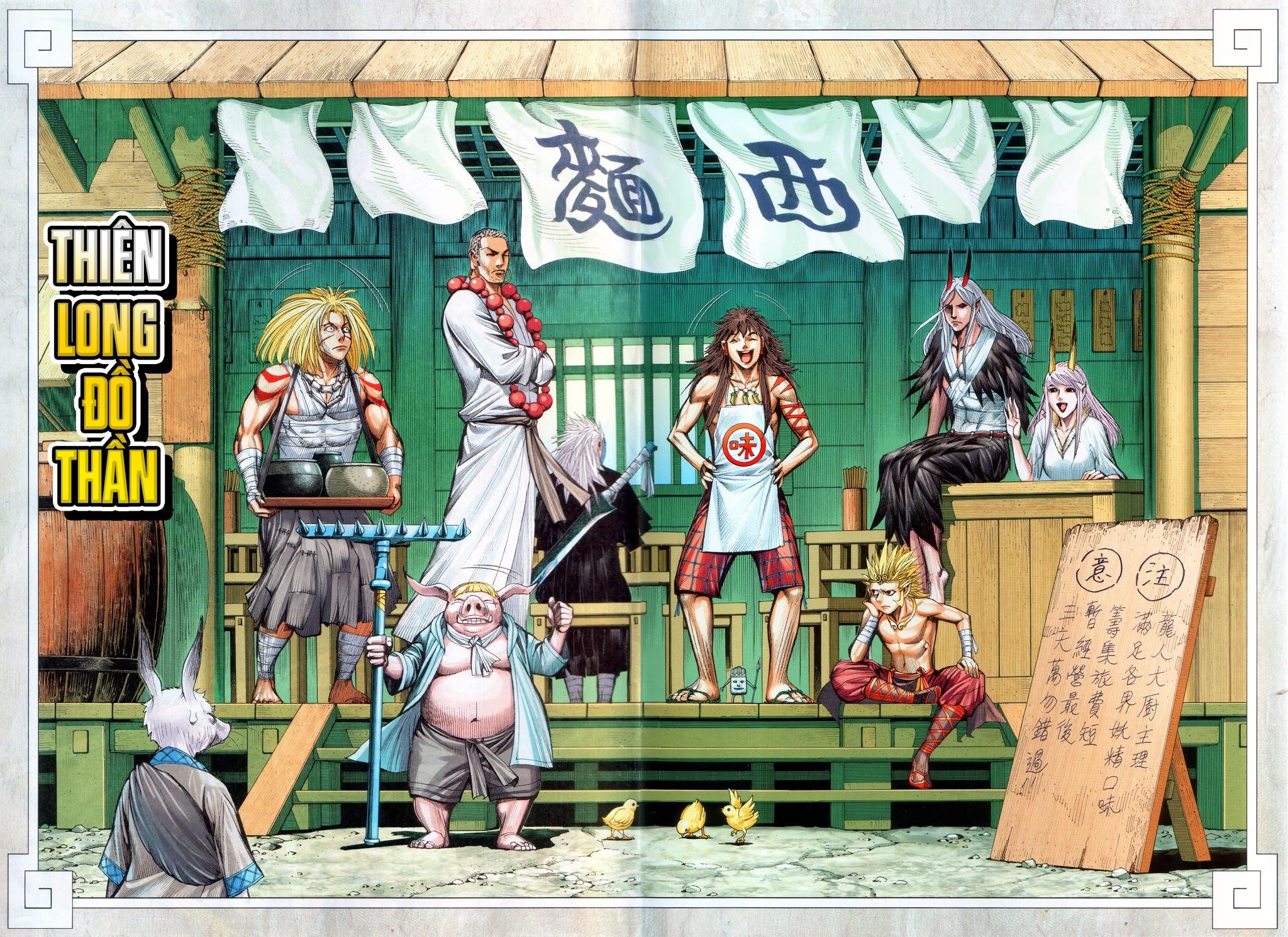 Tây Du chap 104 Trang 2 - Mangak.info