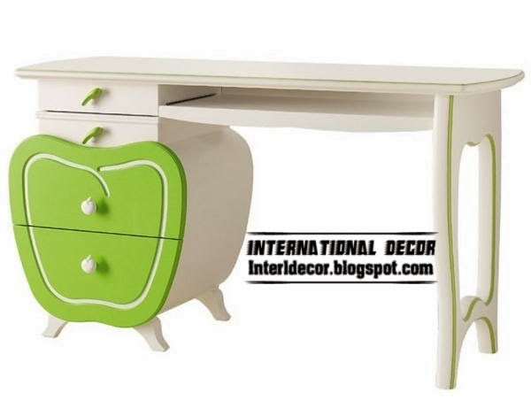 childrens table designs and models, apple table design